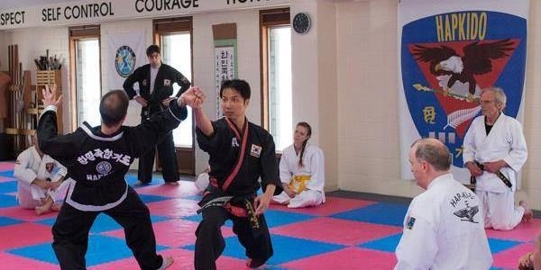 New Zealand Hapkido Seminar