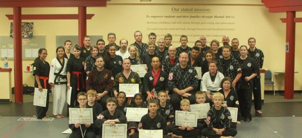 2014 WKF Seminar in Wisconsin