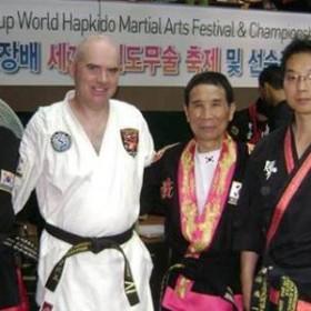 New Zealand Hapkido Seminar w/ Master Scott Seo