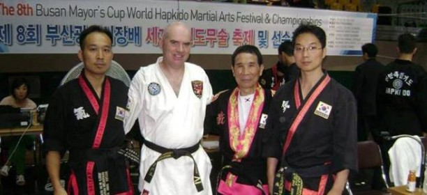 New Zealand Hapkido Seminar w/ Master Scott Seo