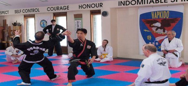 WKF 1st Oceania Cup Hapkido Competition