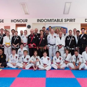 Participants of the New Zealand seminar