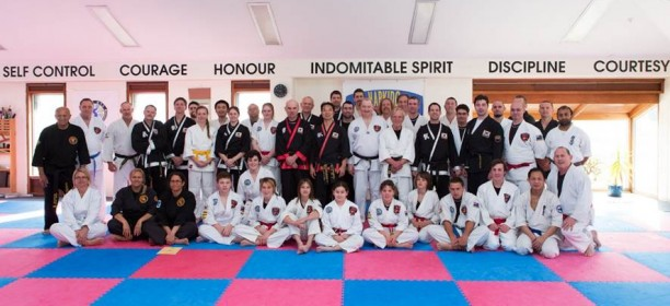 2014 WKF New Zealand Seminar