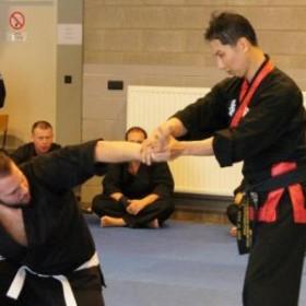 Germany Hapkido Seminar with Master Scott Seo