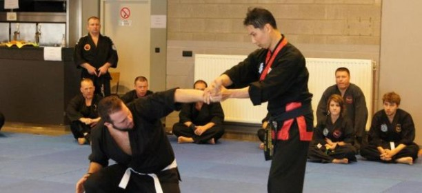 Germany Hapkido Seminar with Master Scott Seo